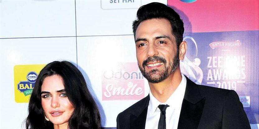 Arjun Rampal Wonders if His Newborn Looks Like Him With Adorable Throwback Post