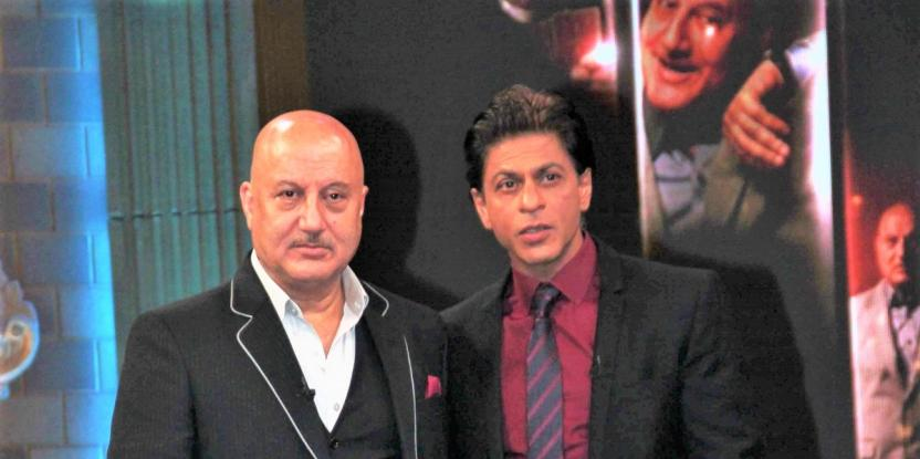Anupam Kher Supports Shah Rukh Khan's Decision to Go on a Sabbatical