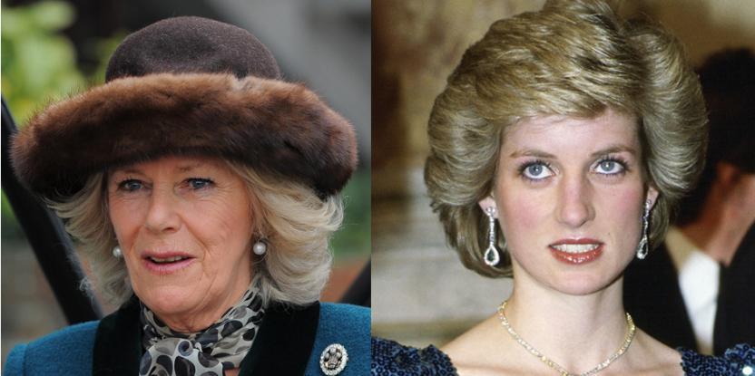 Camilla Parker Alters Diana's Iconic Emerald Pendant