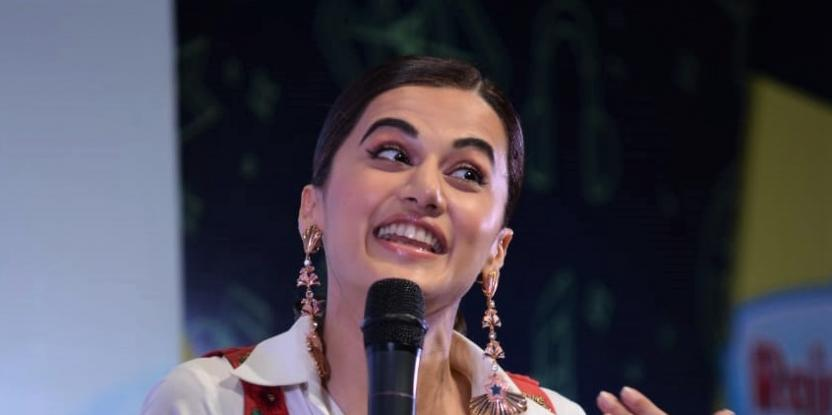 Taapsee Pannu responds to comments on ageism, Rangoli Chandel strikes back