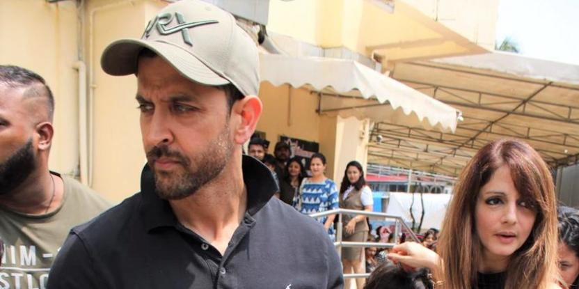 Hrithik Roshan On Why He is Still Good Friends With Ex Wife, Sussanne Khan