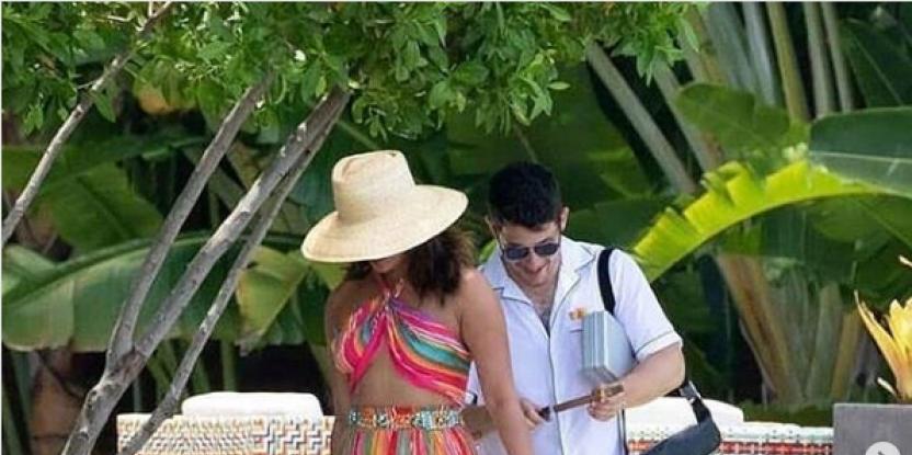 Priyanka Chopra, Nick Jonas Party in Miami to Celebrate Her 37th Birthday