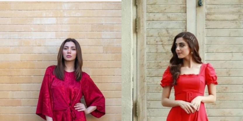Fashion Face Off: Mahira Khan or Maya Ali; Who Made for the Better Lady in Red?