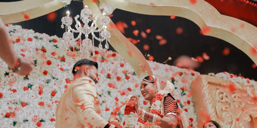 Getting Married in Dubai This Summer? Check Out Le Méridien's Wedding Summer Package!