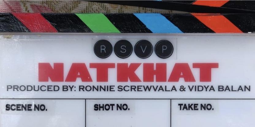 Vidya Balan Turns Producer! Announces Film in Partnership with Ronnie Screwvala