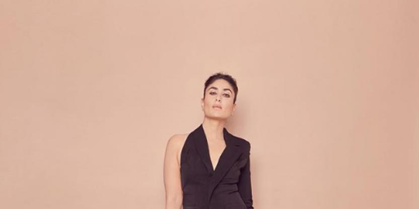 Kareena Kapoor Khan Looks Fierce in All Black for Dance Show