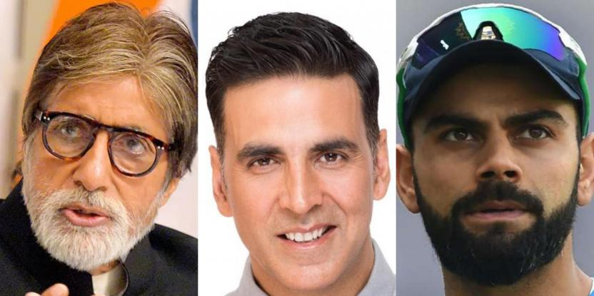 Amitabh Bachchan, Akshay Kumar, Virat Kohli and More Post Tributes to Martys of 1999 Kargil War