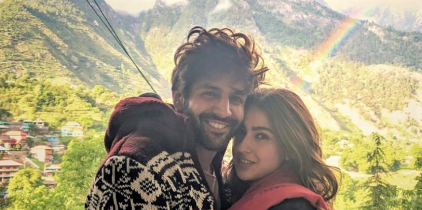 Sara Ali Khan, Kartik Aaryan To Promote Aaj Kal Without Any Awkwardness