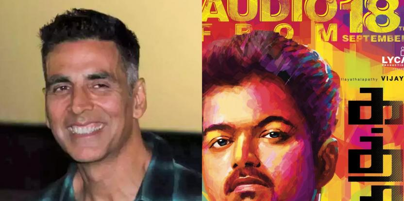 Akshay Kumar to Team Up With Mission Mangal Director for the Hindi Remake of Kaththi