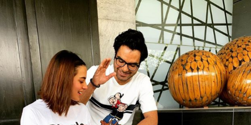 Yasir Hussain Claims that the Alleged Engagement Pictures are Old