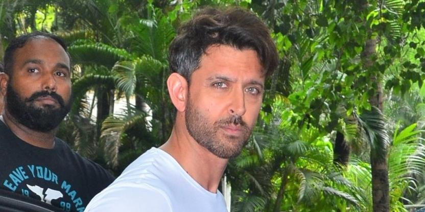 Hrithik Roshan spills the beans behind his perfect physique