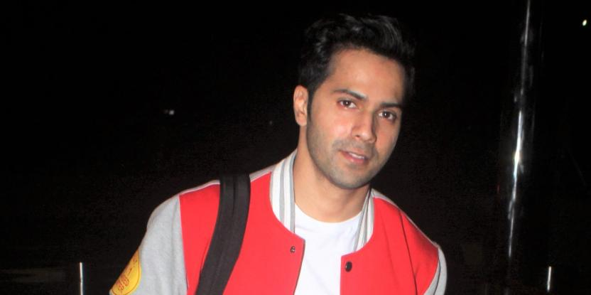 Varun Dhawan Brings Back Student of the Year Feels With His Latest Sporty Look!