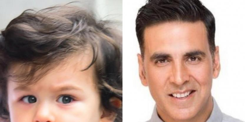 Akshay Kumar Says this Little Khan Will Rule Bollywood in the Future.