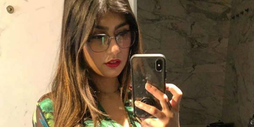 Mia Khalifa Reveals She Made Only $12,000 from Adult Films