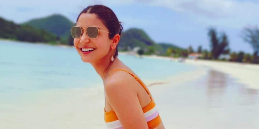 Anushka Sharma's Recent Beach Pictures Are Giving Us a Serious Case Of Wanderlust