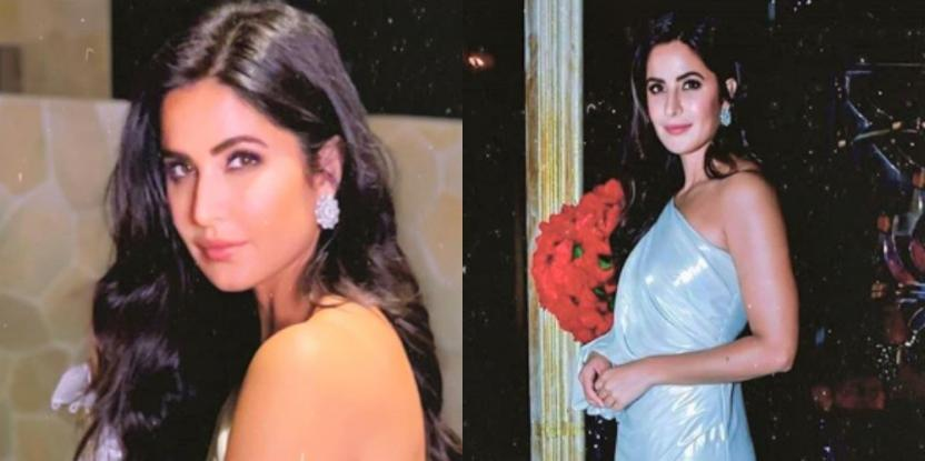 Katrina Kaif Sparkles in Silver at Bali Destination Wedding and We Cannot Get Enough of Her Look!