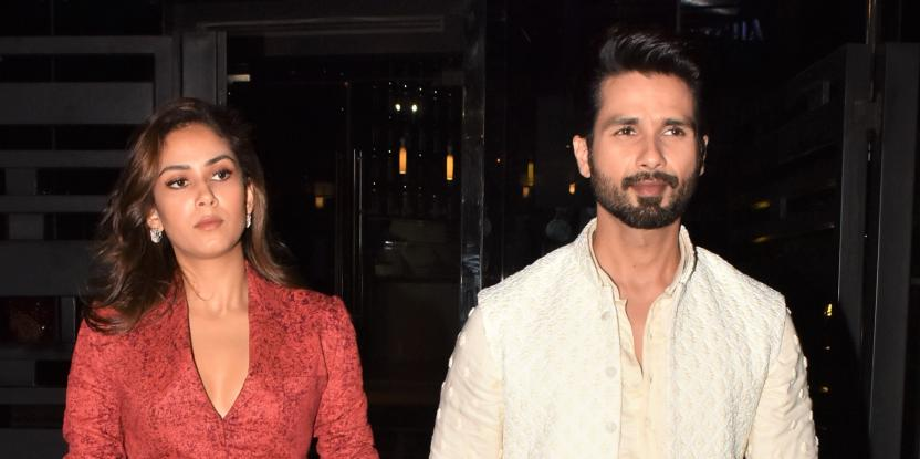 Shahid Kapoor Didn't Know If He and Mira Rajput Would Last For 15 Minutes When They First Met