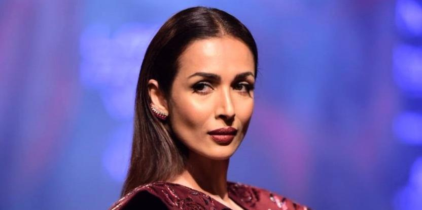 Malaika Arora Brings the Heat to the Ramp for Manish Malhotra at Lakme Fashion Week