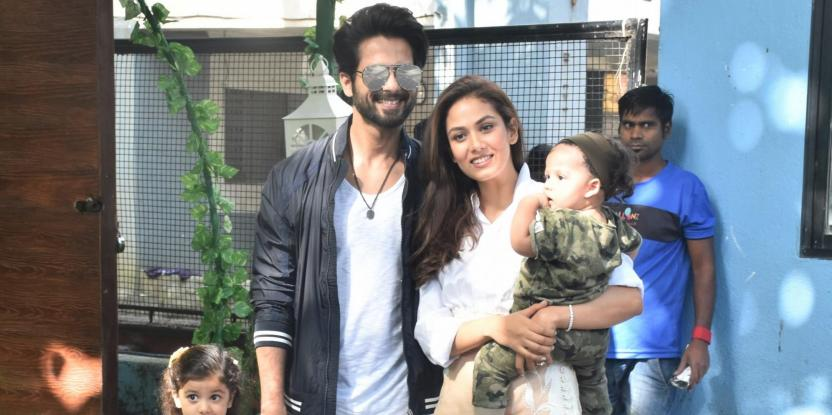 Shahid Kapoor Struggles with Personal Space Since becoming a Father
