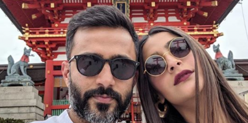 Sonam Kapoor Expresses Her Love for Anand Ahuja and It's Still Super Aww.
