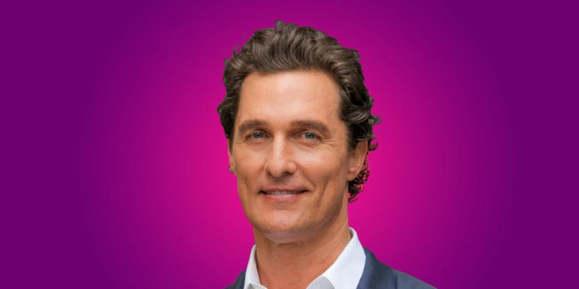 Matthew McConaughey Has A New Role: Professor at the University of Texas in Austin
