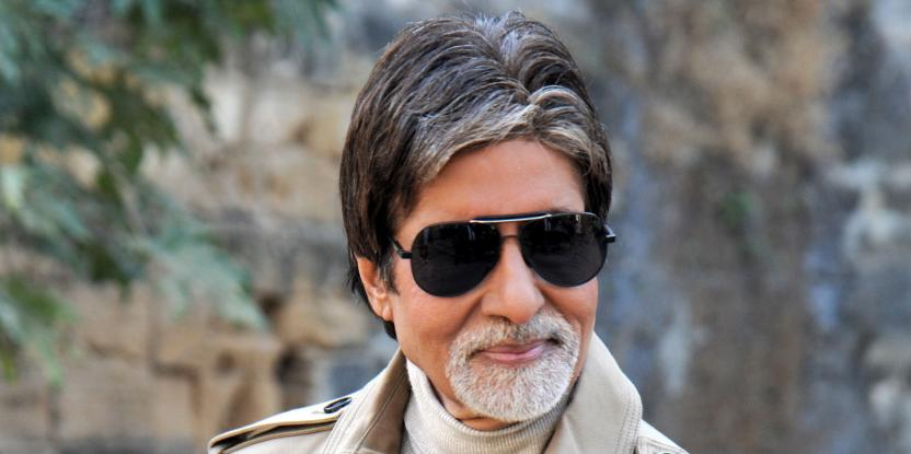 Celebrities congratulate Amitabh Bachchan for winning Dada Saheb Phalke Award