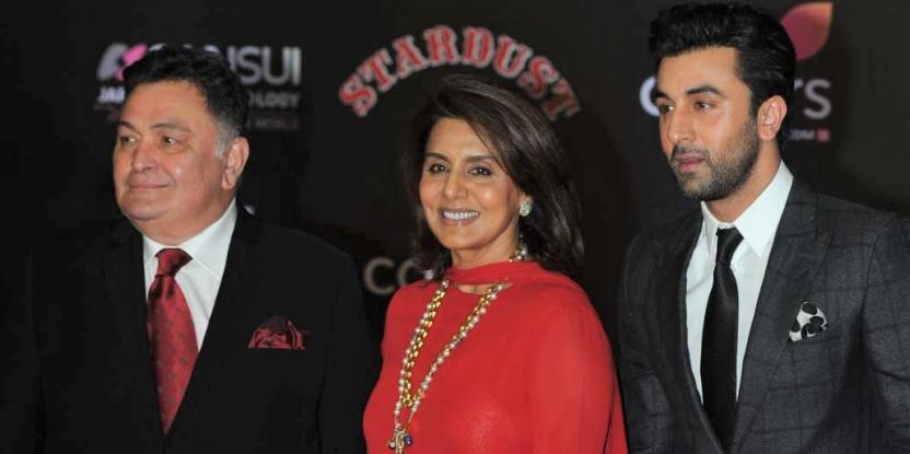 Neetu Kapoor Reveals How Ranbir Kapoor Handled His Father Rishi Kapoor's Health Condition