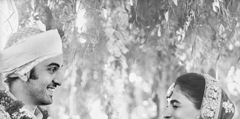 Fans Got Alia Bhatt and Ranbir Kapoor Married in Epic Photoshop Edit