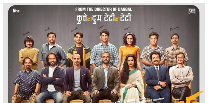 Bollywood Celebrities at Chhichhore's Special Screening in Mumbai