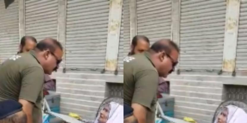 Police officer in Lahore Garners Outrage on Social Media