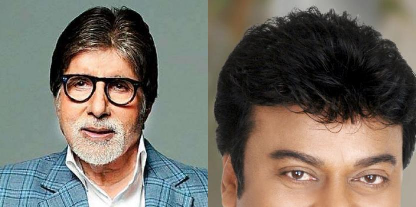 Amitabh Bachchan Works for FREE for Chiranjeevi
