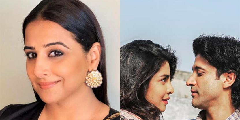 Vidya Balan Is Excited for the Release of Priyanka Chopra's The Sky Is Pink