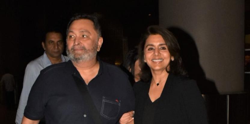 Neetu Singh Pens Emotional Note Upon Returning To India