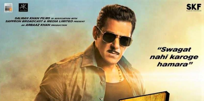 Salman Khan to Unveil Dabangg 3 Trailer on October 23rd