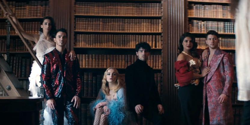 Nick Jonas Credits Priyanka Chopra, Sophie Turner, Danielle Jonas for Sucker Success