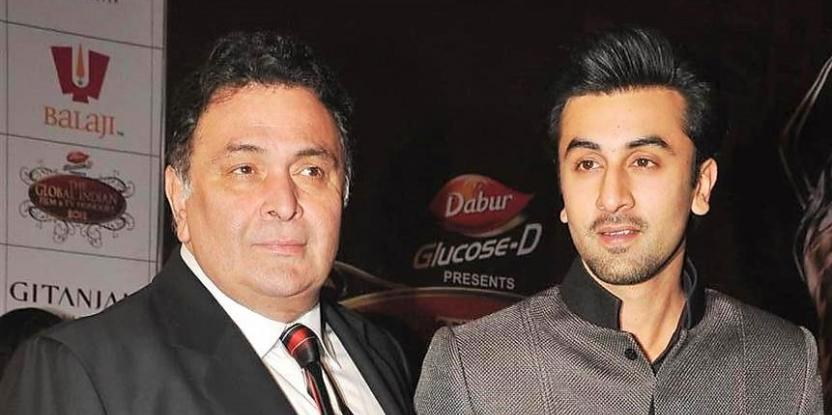 Ranbir Kapoor Welcomes Dad Rishi Kapoor Home in the Most Adorable Way
