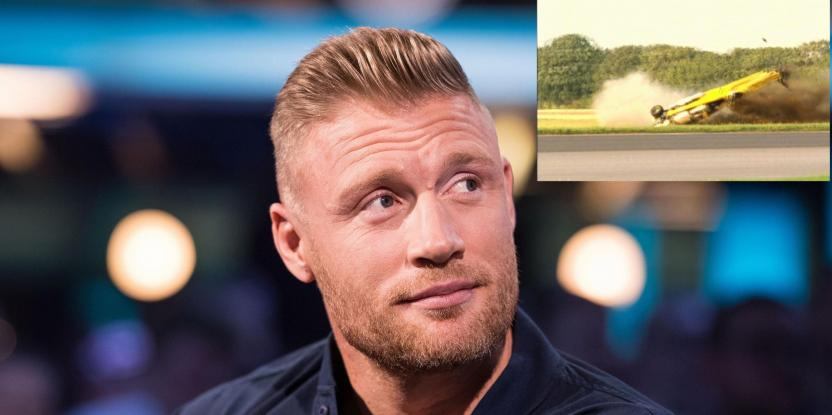 Freddie Flintoff is 'Absolutely Fine' Following Top Gear Incident, Returns to Filming