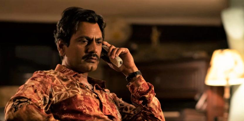 Nawazuddin Siddiqui Receives Appreciation from Paulo Coelho for Netflix Series Sacred Games