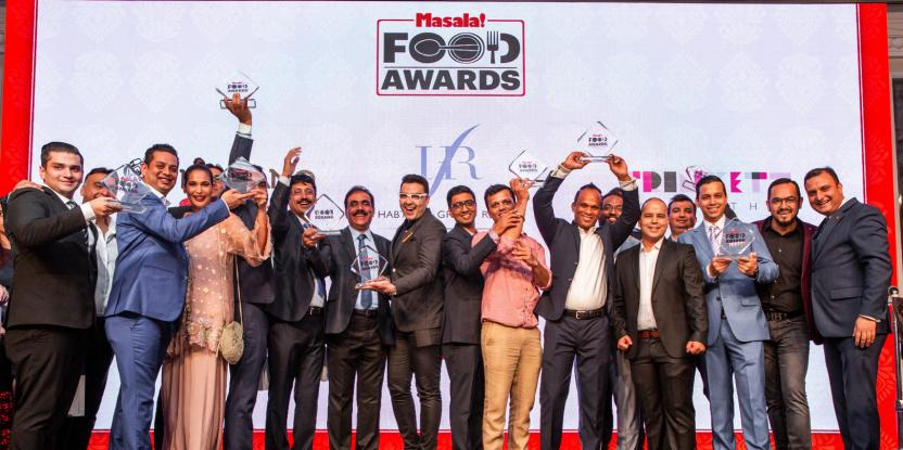 Meet the Winners of the First Masala! Food Awards 2019