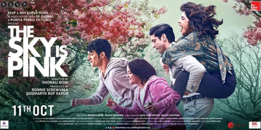 Aamir Khan Pens Heartfelt Note After Watching The Sky Is Pink Trailer