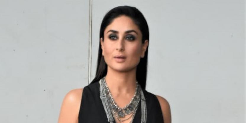 Kareena Kapoor Khan Gets Dolled Up on the Sets of 'Good Newwz'