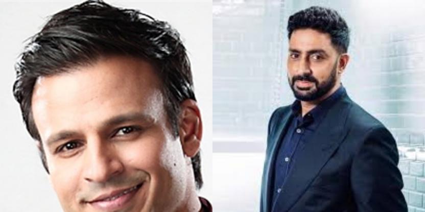 "Vivek Oberoi Congratulates the ""Talented"" Abhishek Bachchan, Ajay Devgn for 'The Big Bull'"