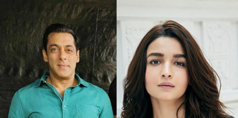 Salman Khan Refused to Kiss Alia Bhatt? Here is the Truth