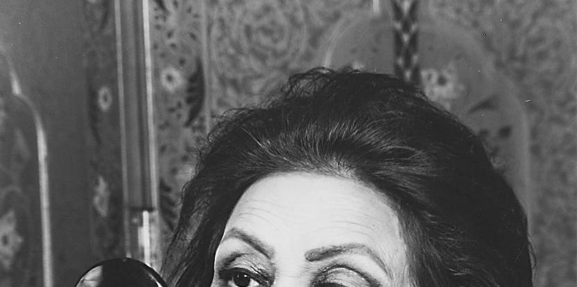 The Story of the Legendary Singer Noor Jahan's Last Haircut Shared by the Hairstylist Nabila