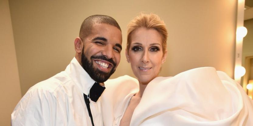 Celine Dion Pleads Drake To Not Get Her Face Tattooed On His Body For THIS Reason