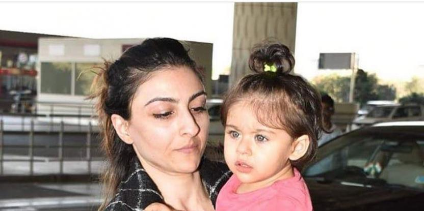 Soha Ali Khan Reveals She Had To Change Her Habits For Her Daughter Inaaya