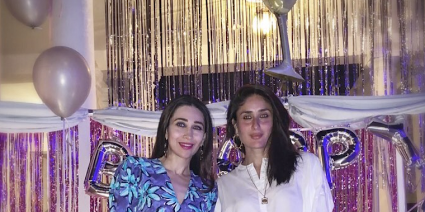 Kareena Kapoor Khan Celebrated Her 39th Birthday In True Nawabi Style