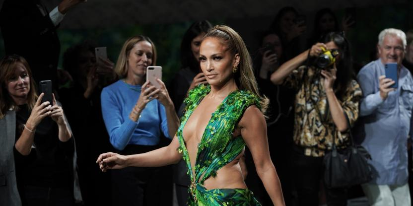 Jennifer Lopez Changed Google's History By Wearing this Iconic Versace Dress