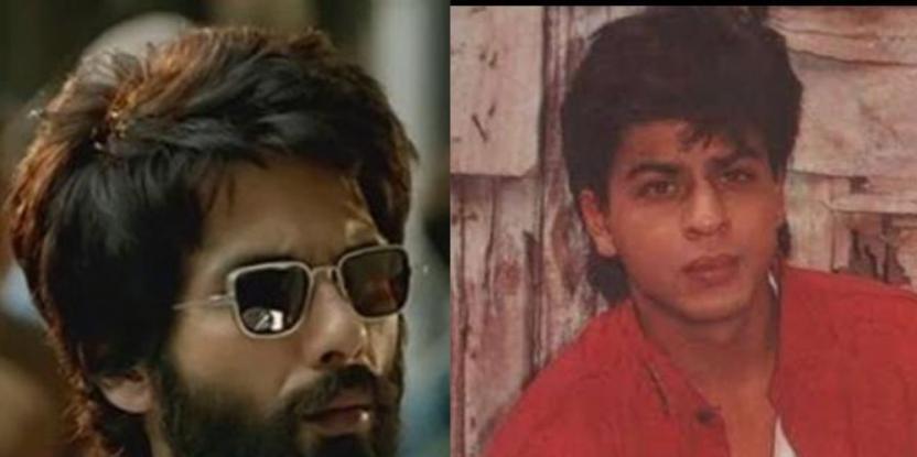 Shahid Kapoor Defends His Character in Kabir Singh Through the Example of Shah Rukh Khan's 1993 Hit Baazigar