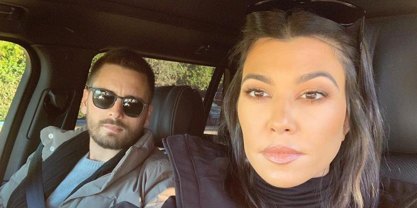 Kourtney Kardashian Defends Her And Scott Disick's Parenting: 'Don't Ever Spank A Child!'